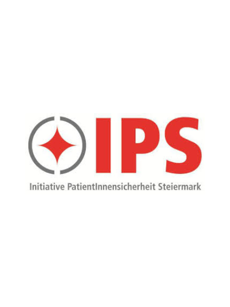 Logo IPS - Initiative PatientInnensicherheit Steiermark