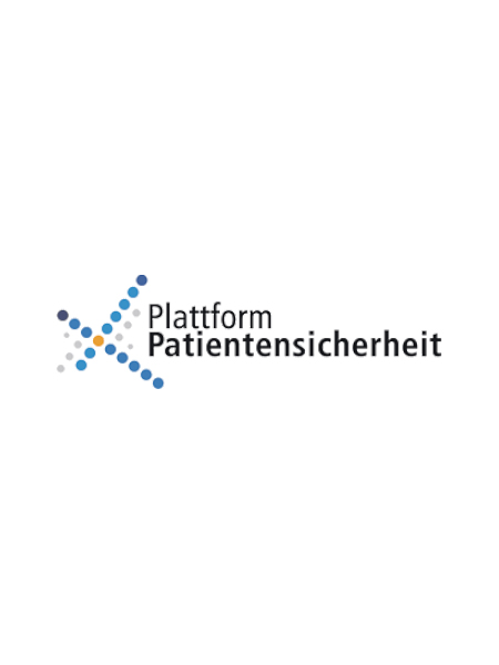 Logo Plattform Patientensicherheit - Patient Safety Award 2015