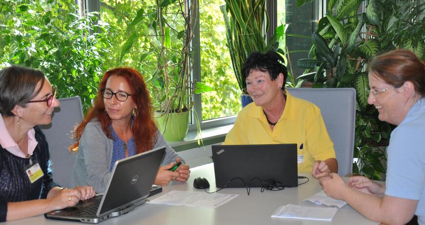 Sozialarbeit / Therapeutische Leistungen / Leistungen / Home - GGZ Graz